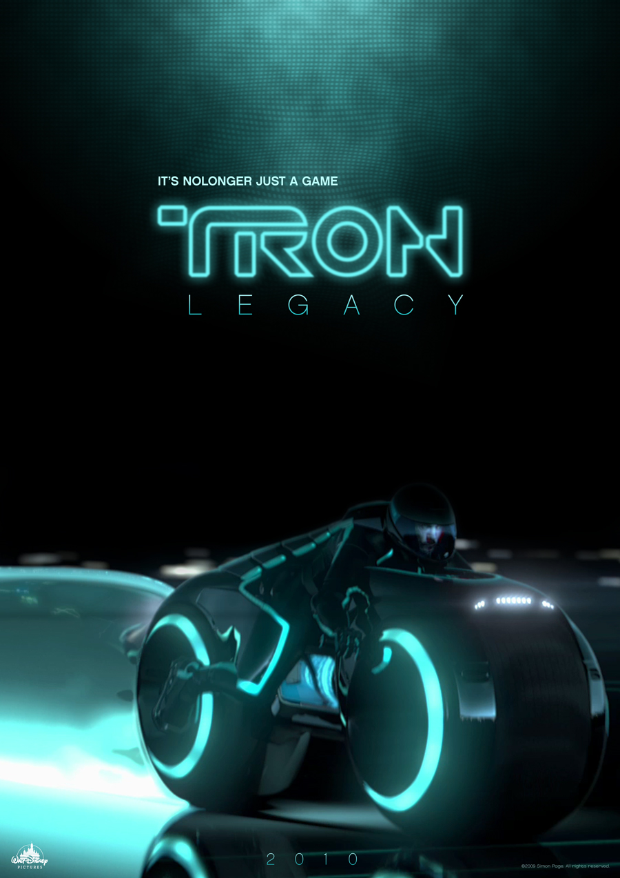 tron legacy: a review | Bruce Fong's Blog