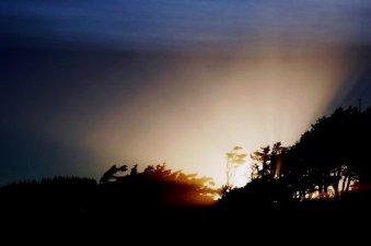 Canon Beach Sunrise dawn