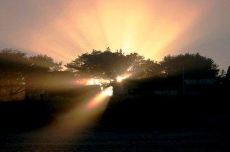 Canon Beach Sunrise spectacular